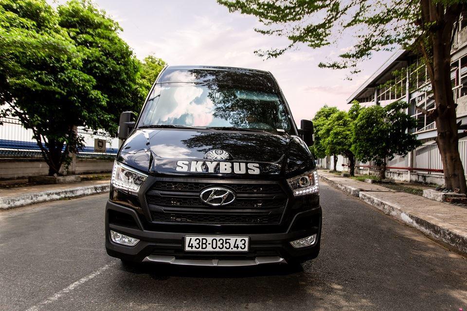 Hãng độ xe Limousine Skybus - Dasan Limousine