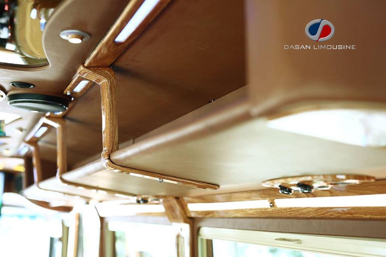 Xe limousine Đà Lạt di Buôn Mê Thuột - Phúc Hải Limousine