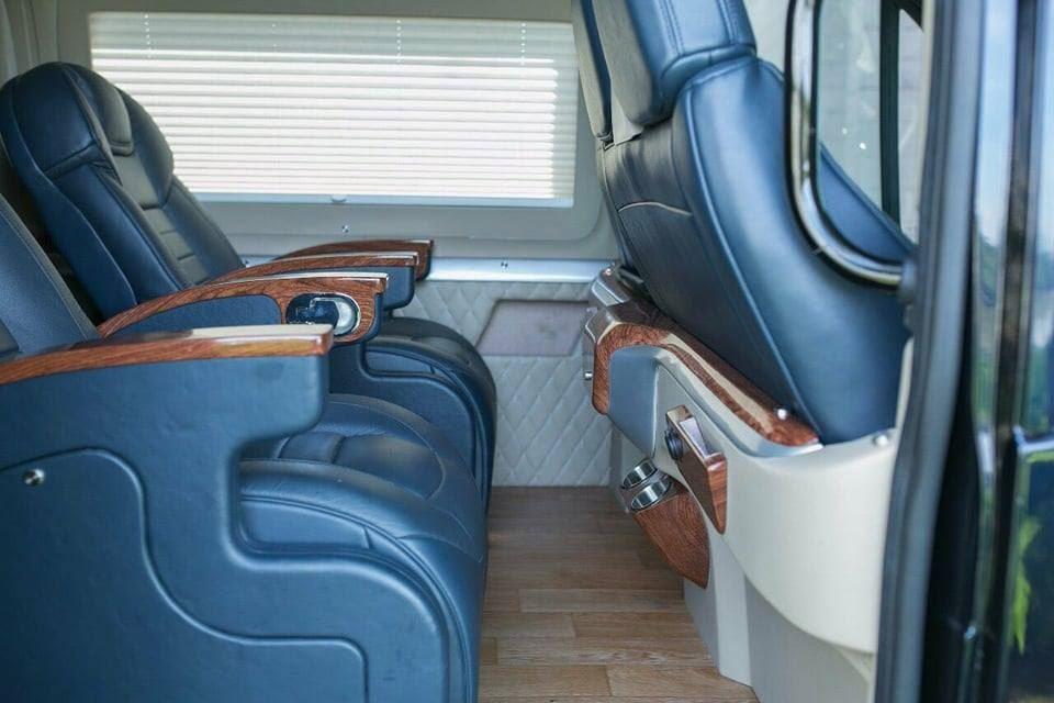 nội thất xanh 2 ghế nghiêng