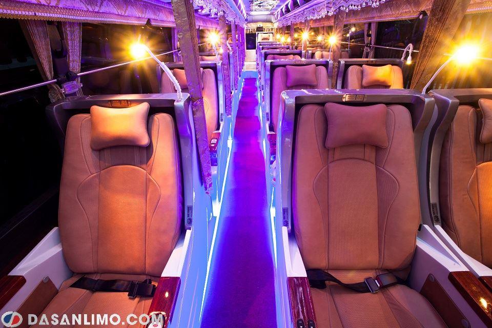 xe khách limousine
