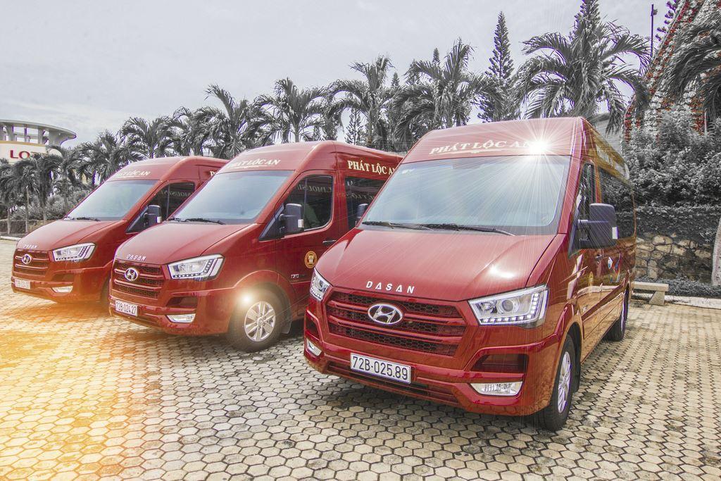 Phát Lộc An là đơn vị đầu tiên vận hành dịch vụ chở khách tuyến Sân Bay - Vũng Tàu bằng xe limousine