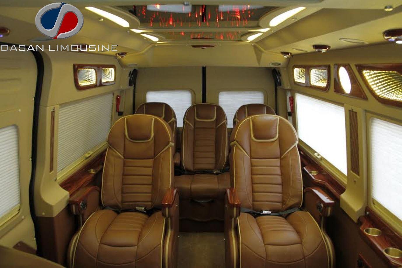 Xe limousine Hà Nội đi Bắc Giang - Green Limousine
