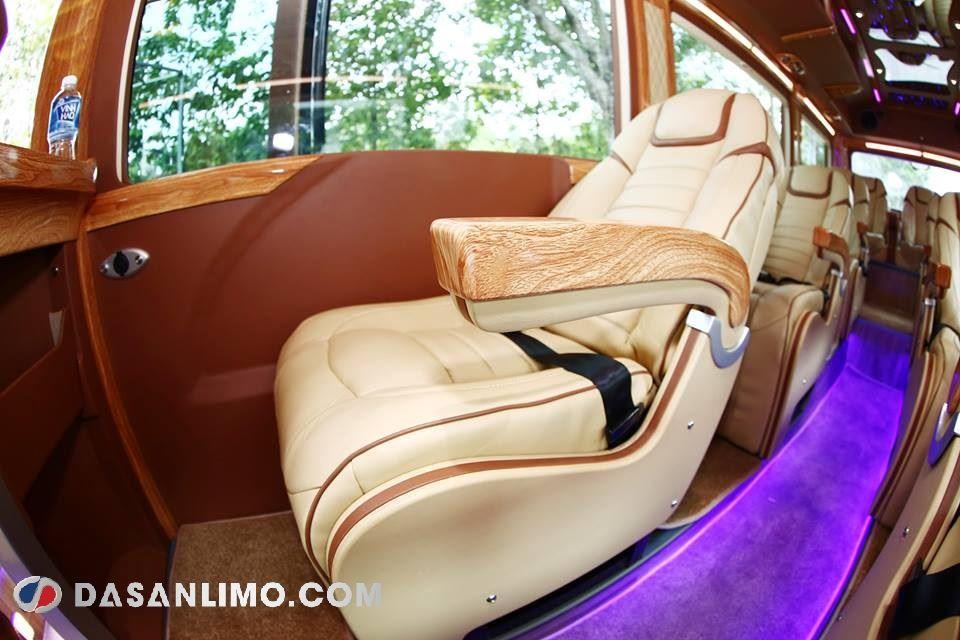 Xe limousine Phúc Hải tuyến Đà Lạt Buôn Mê Thuột