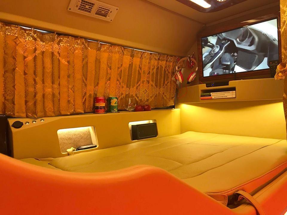 skybus 20 cabins - xe giường nằm hạng thương gia