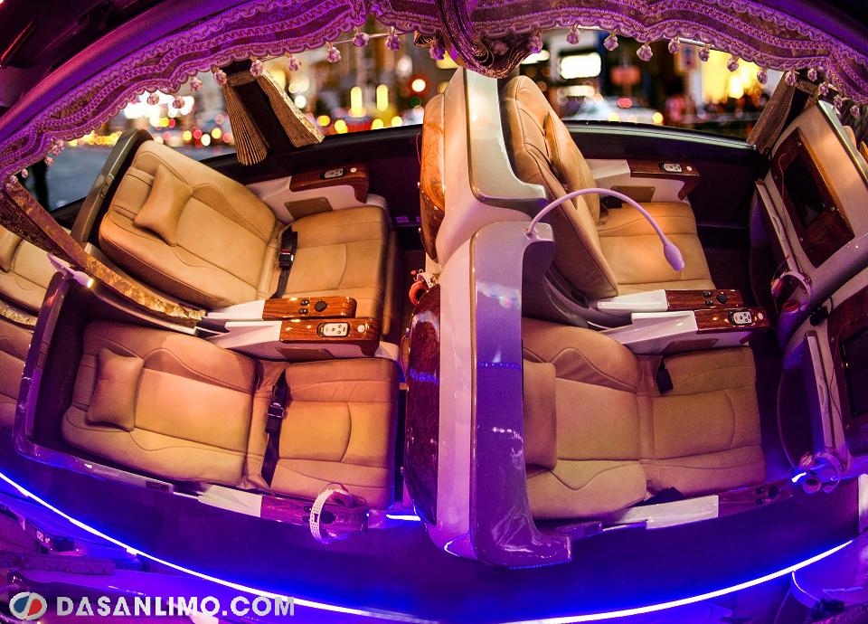 SKYBUS GOLD - dòng limousine hạng thương gia