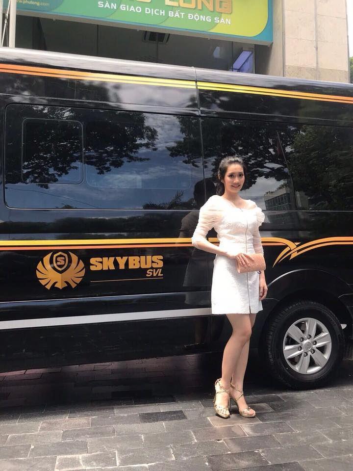 SKYBUS đồng hành tài trợ cho chương trình Hoa Hậu Việt Nam 2018