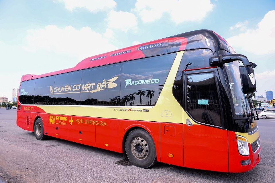 skybus 20 cabins đồng hành cùng hoa hậu việt nam 2018
