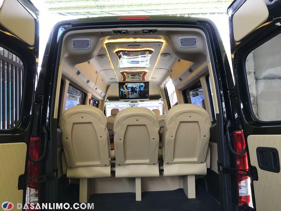 SKYBUS SVL - Hyundai Solati Limousine