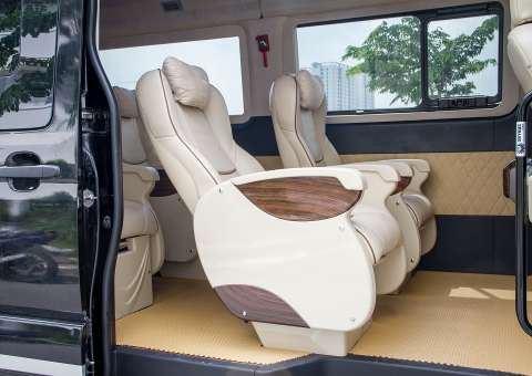 Solati Limousine 10 chỗ SKYBUS  Solati Special
