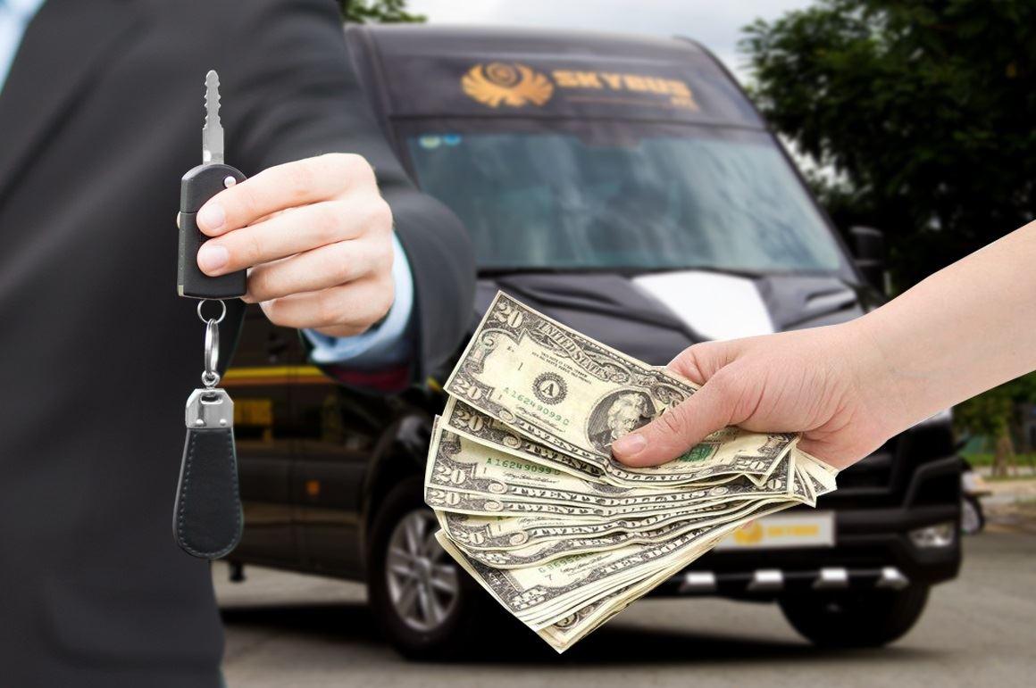 Thủ tục mua xe limousine trả thẳng