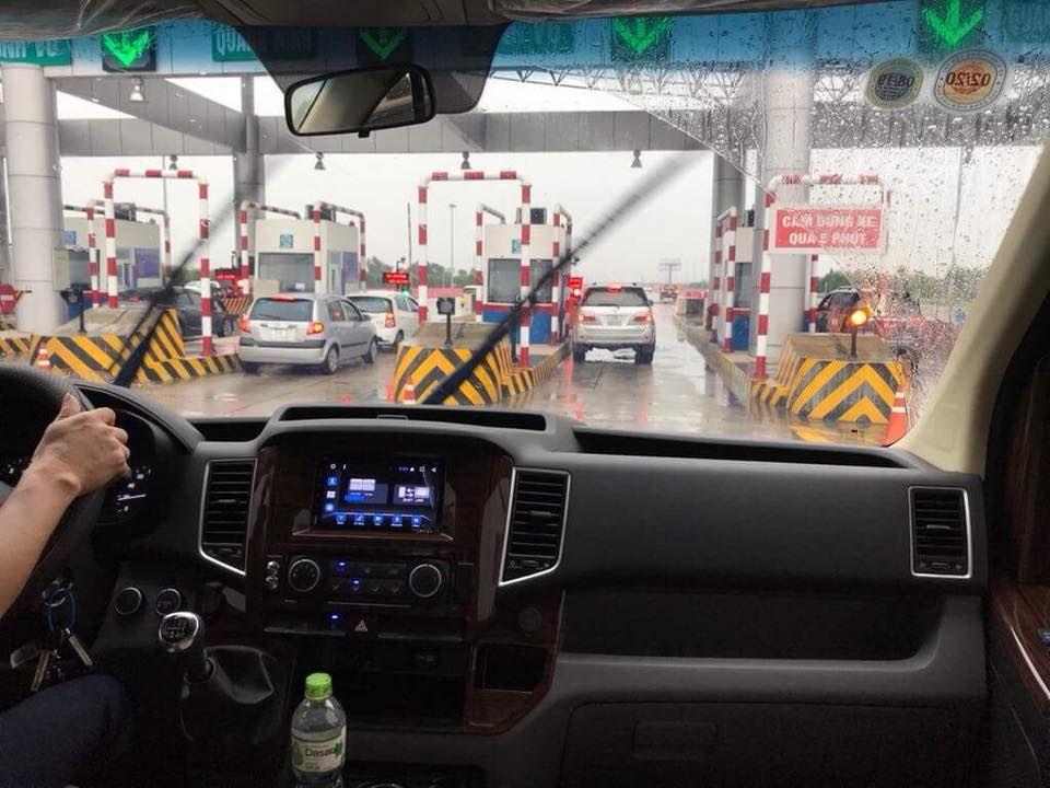Trải nghiệm SKYBUS XLL 12 chỗ trên cao tốc Hà Nội Hạ Long