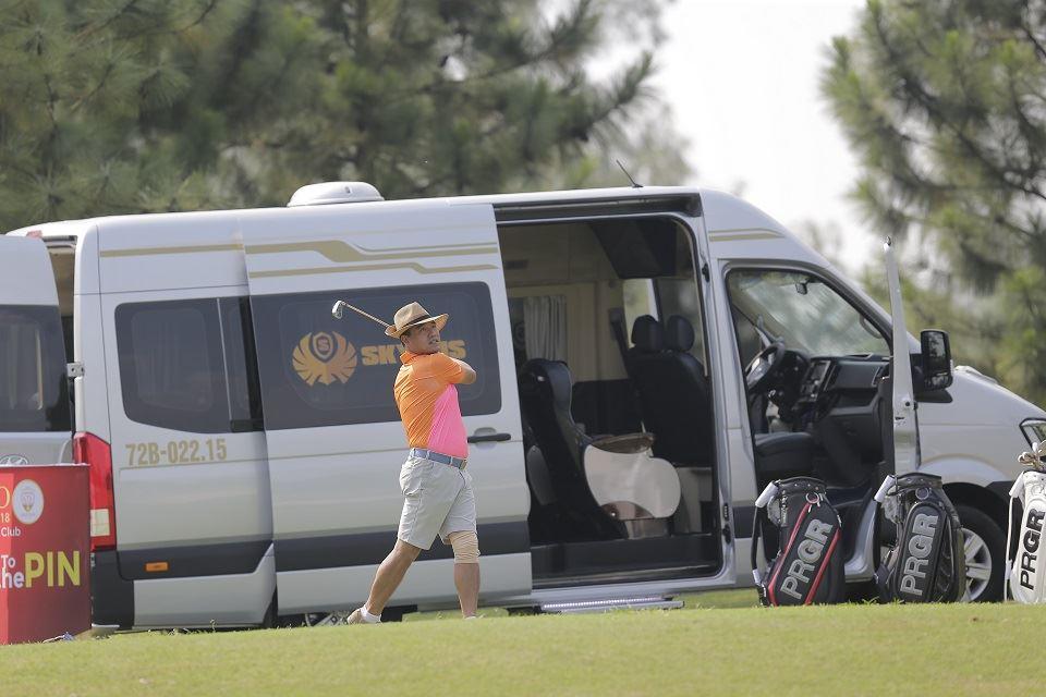 Golfer tại giải Caballo Open Championship 2018