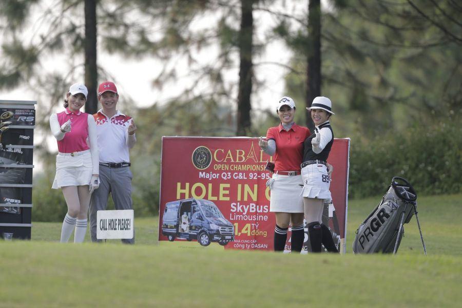 Giải đấu HIO Caballo Open Championship Major Q3 9295