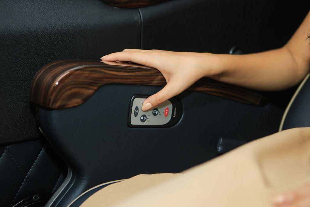 Nội thất SKYBUS XLL Solati Limousine 12 ghế