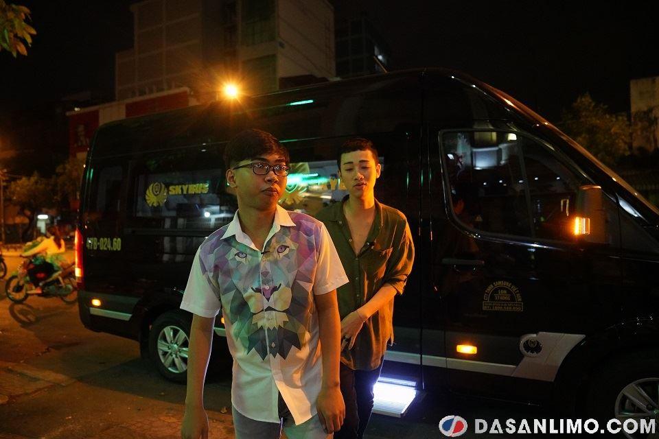 Hải Triều & Minh Dự không thèm chơi chung Quách Ngọc Tuyên