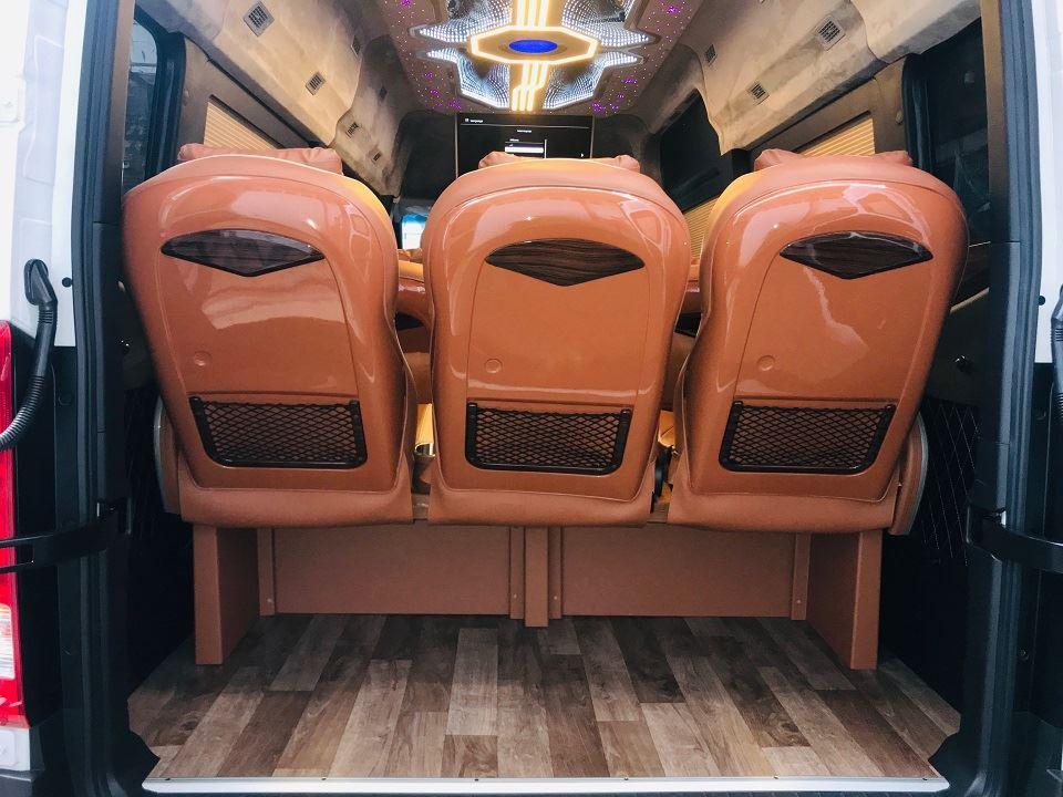 Cốp hành lý Solati Limousine SKYBUS XLL