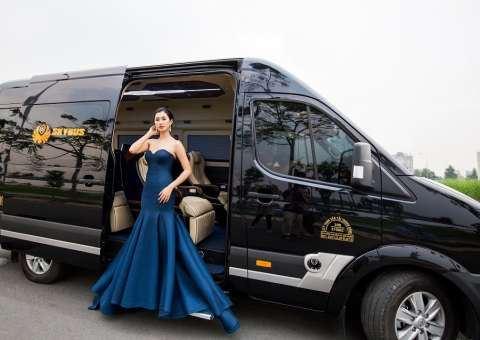 Skybus Solati Limited Limousine - ngoai that