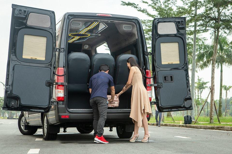 Dịch vụ xe khách limousine chất lượng cao
