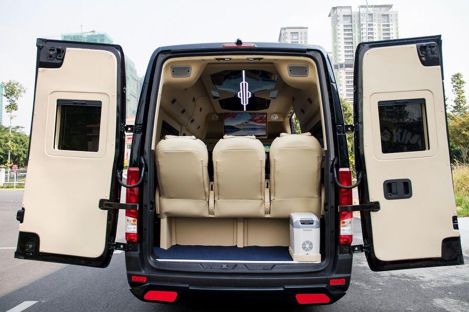 Cốp hành lý Solati Limousine Limited Edition