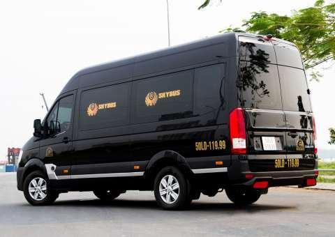 Skybus Solati Limousine Limited 2019 - ngoai that