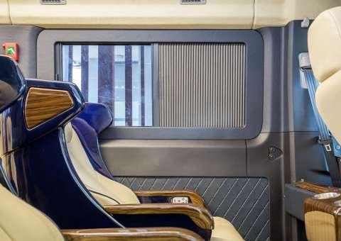Solati Limousine Bold ghế điện - rem của mới 2