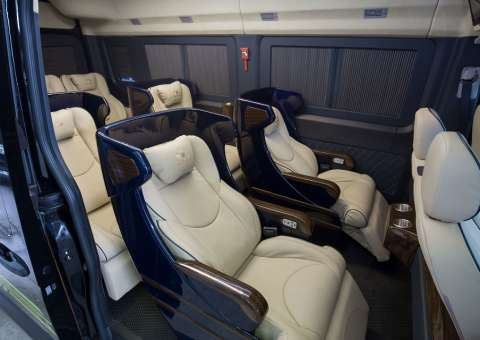 Solati Limousine ghế điện SKYBUS Bold 4