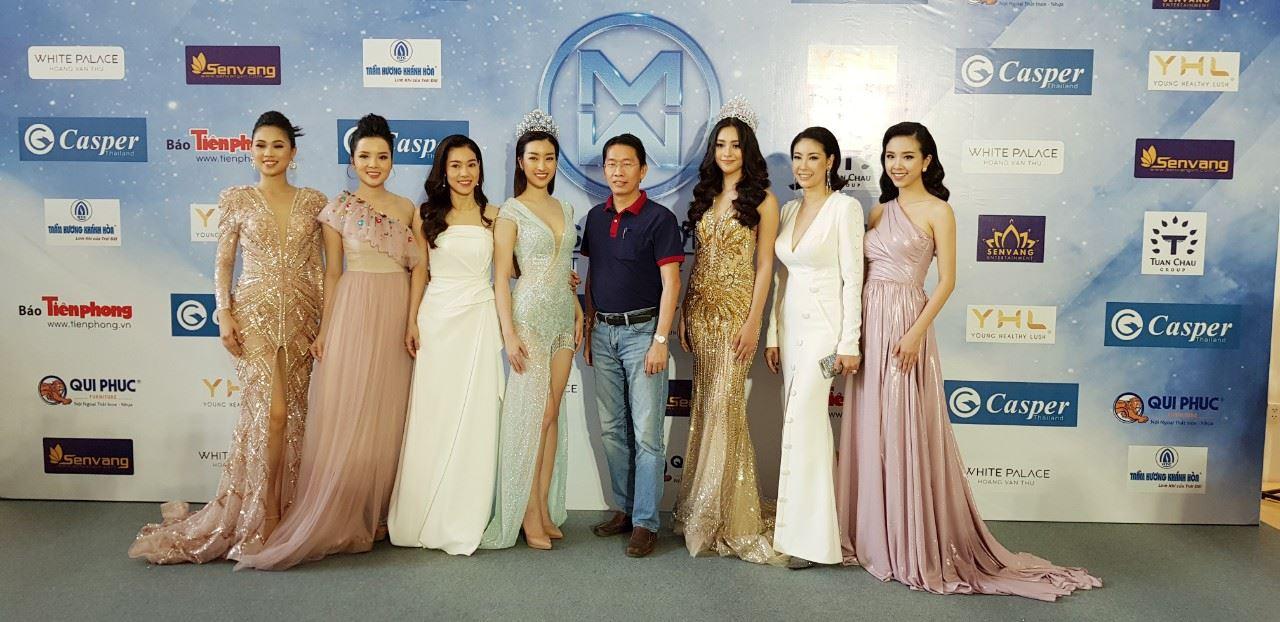 Skybus khởi đông cùng Miss World 2019