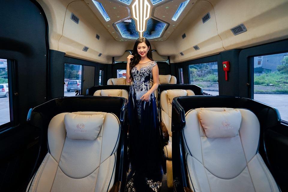 Trung Thành Limousine khai trương xe limousine cao cấp Quảng Ninh