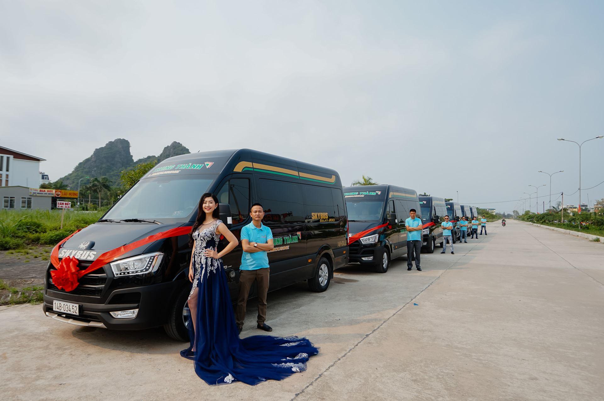 Phạm Ngọc Linh và Skybus Limousine