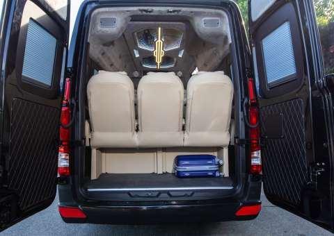 Solati Limousine 11 chỗ - SKYBUS Solati Money 11