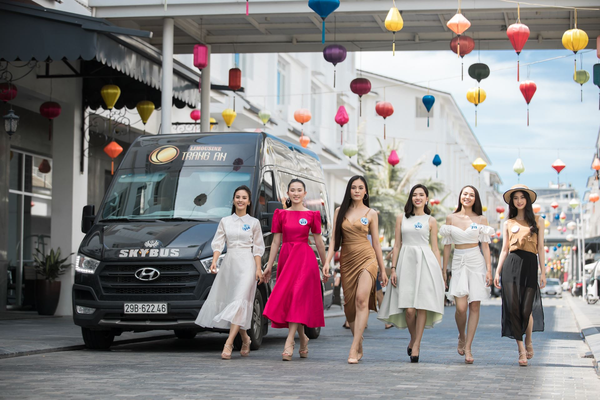 xe limousine Skybus & Miss World Vietnam 2019 - 5