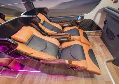 Skybus Gold - Universe Limousine 26 ghế nằm 15