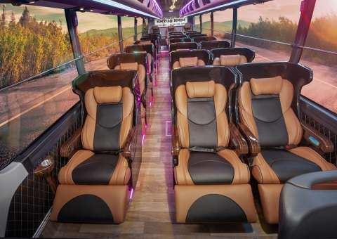Skybus Gold - Universe Limousine 26 ghế nằm 1