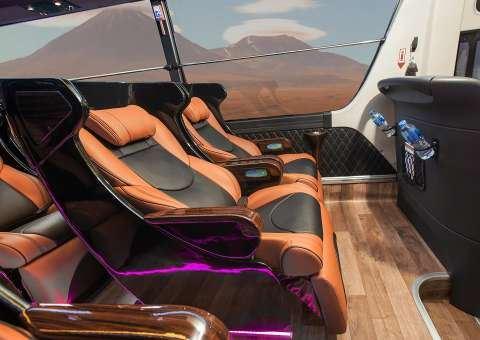 Skybus Gold - Universe Limousine 26 ghế nằm 4