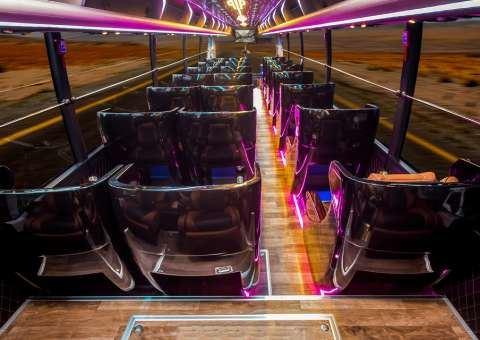 Skybus Gold - Universe Limousine 26 ghế nằm 2