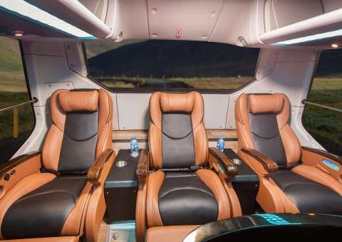 Skybus Gold - Universe Limousine 26 ghế nằm 11
