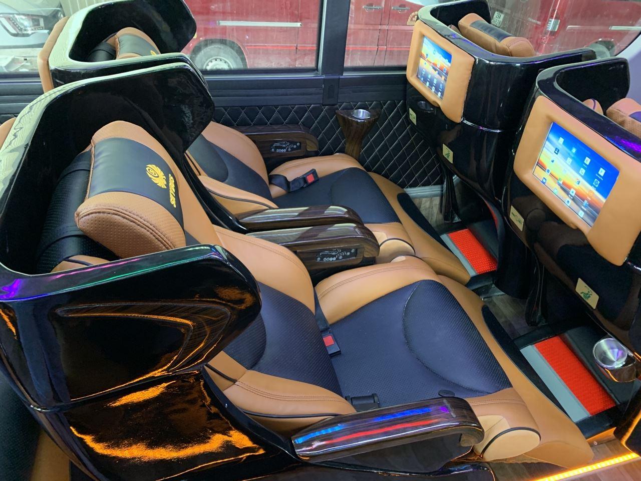 Skybus Gold 28 ghế nằm - 4
